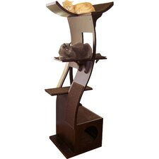 "69"" Lotus Cat Tree"
