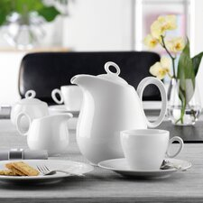 Trio 18 Piece Porcelain Tea Set