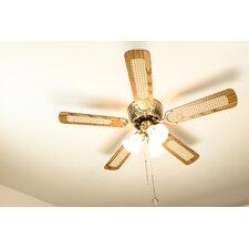 105cm Kisa 5 Blade Ceiling Fan