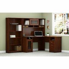 Coalton 3 Piece L-Shape Desk Office Suite