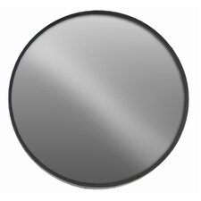 Metal Round Accent Mirror