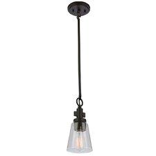 Clarence 1-Light Mini Pendant