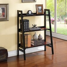 "Hilbert 40"" Leaning Bookcase"