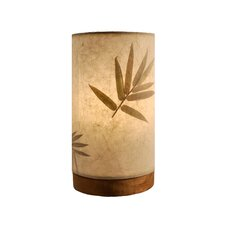 """Paper Bamboo 9"""" Table Lamp"""