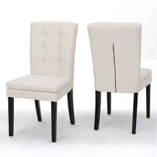 Cribb Fabric Side Chair (Set of 2)