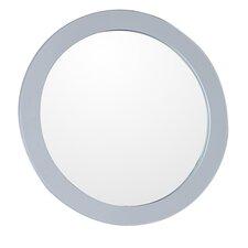 Round Framed Bathroom/Vanity Wall Mirror