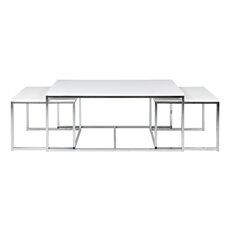 Howse 3 Piece Coffee Table Set