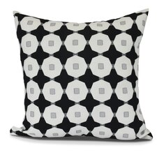 Waller Square Throw Pillow