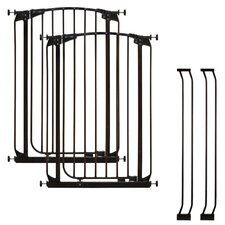 Chelsea Tall Auto Close Safety Gate (Set of 2)