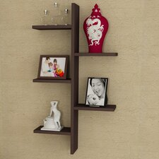 Rectangle Wood Floating Shelf