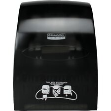 Professional Sanitouch Hard Roll Paper Towel Dispenser