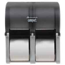 Compact Vertical Four Roll Paper Towel Dispenser
