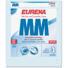 Eureka MM Disposable Dust Bag