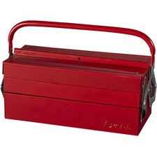 Cantilever Portable Tool Box with 5 Trays