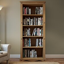 Traditional Corona Bookcase