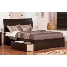 Brookline Storage Platform Bed