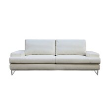 Angeline Leather Sofa