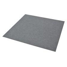 45,7 cm x 45,7 cm Grundfliese aus Vinyl