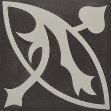 23 cm x 23 cm Grundfliese aus Vinyl