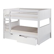 Isabelle Twin Bunk Bed with Storage