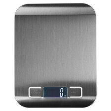 Space-Saving Multifunction Digital Kitchen Scale