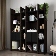 "Small Space 71.1"" Standard Bookcase"