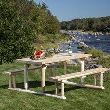 Cedar Riverside Picnic Table