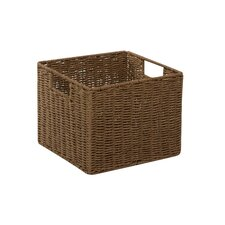 Parchment Cord Crate