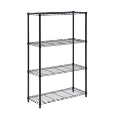 Wayfair Basics 4 Shelf Shelving Unit