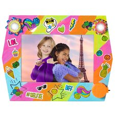 IllumiCraft Light-Up! Picture Frame