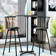 Mavis 3 Piece Pub Table Set