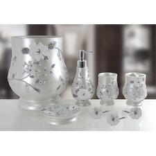 Quick View Decorative Melrose 5 Piece Bathroom Accessory Set