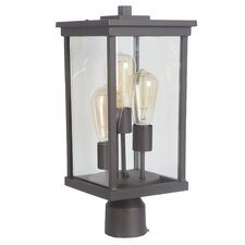 "Bertie 3-Light 18"" Lantern Head"