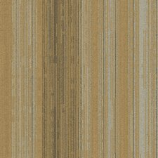 "Persistence 24"" x 24"" Carpet Tile in Beige/Brown/Gray"