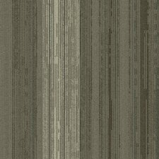"Persistence 24"" x 24"" Carpet Tile in Gray/Brown/Tan/Blue"