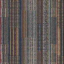 """Epsom 24"""" x 24"""" Carpet Tile in Sea Breeze"""