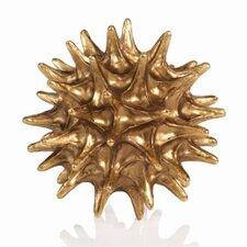 Vanna Star Urchin Decorative Ball Sculpture (Set of 2)