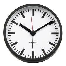 Classic Station Alarm Clock