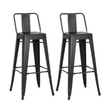 "Giada 24"" Bar Stool (Set of 2)"