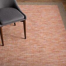 Loranger Orange Indoor/Outdoor Area Rug