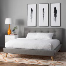 rasmussen upholstered platform bed - Modern Beds Photos