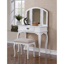 White Vanity Tables You\'ll Love | Wayfair