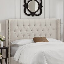 Rothstein Upholstered Wingback Headboard