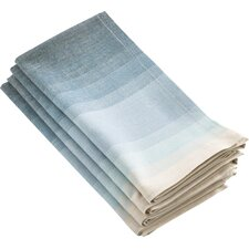 Hillview Ombre Cotton Dinner Napkin (Set of 4)
