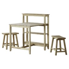 Wilma 3 Piece Pack Dining Set