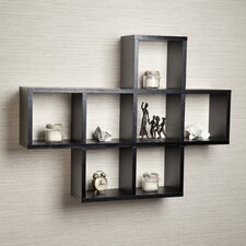 wall display shelves youll love wayfair - Wooden Wall Rack Designs