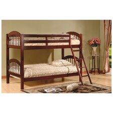 Cassidy Arched Twin Bunk Bed