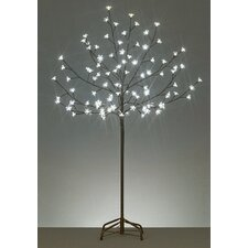 LED Lighted Cherry Blossom Flower Tree