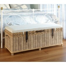 Petunia Storage Bedroom Bench
