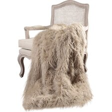 Barrington Faux Fur Throw Blanket